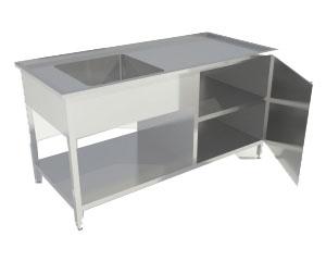 Nerezový nábytek