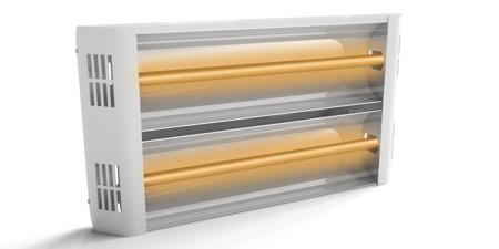 Infrazářič Solart M2H