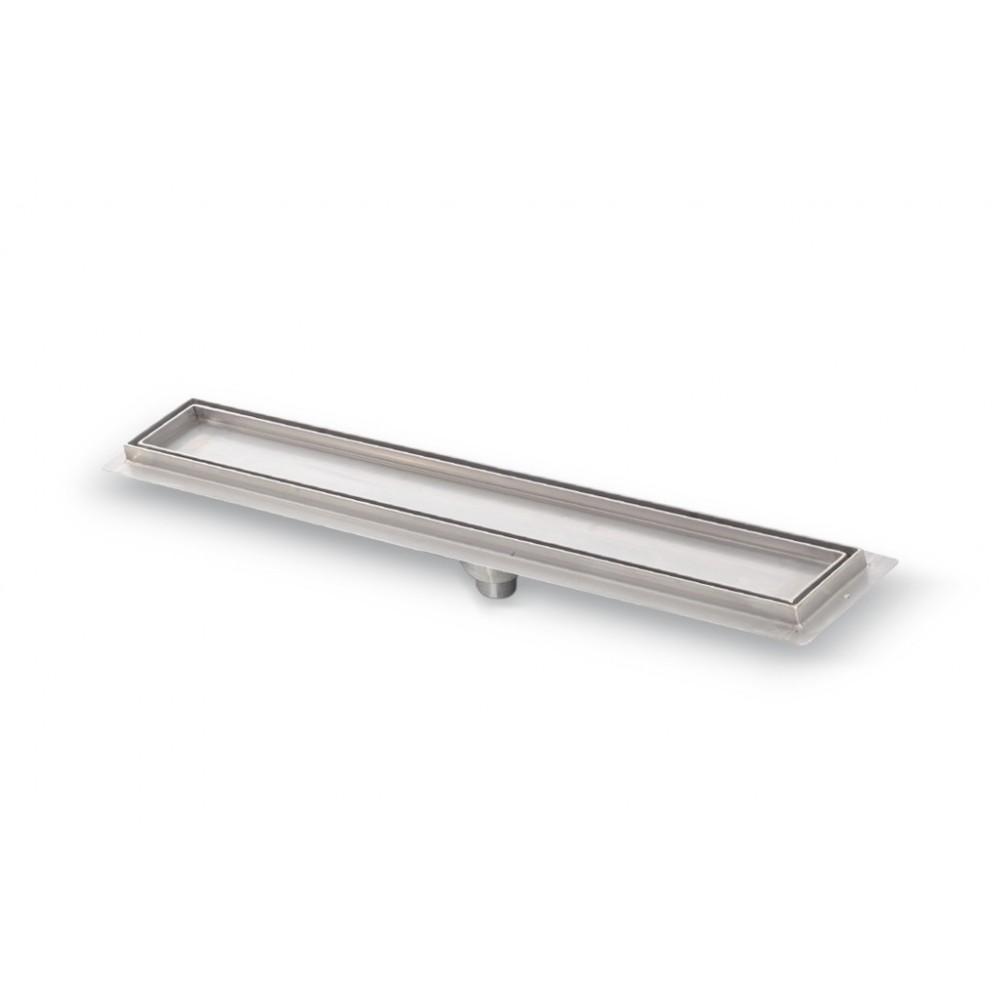 Sprchový odvodňovací žláb Vertical pro obklad 600 mm