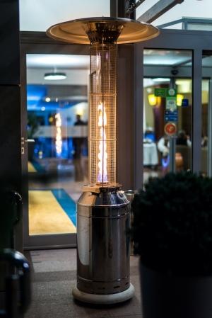 Plynový zářič ETNA