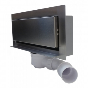 Nástěnný sprchový odvodňovací žláb Modern S